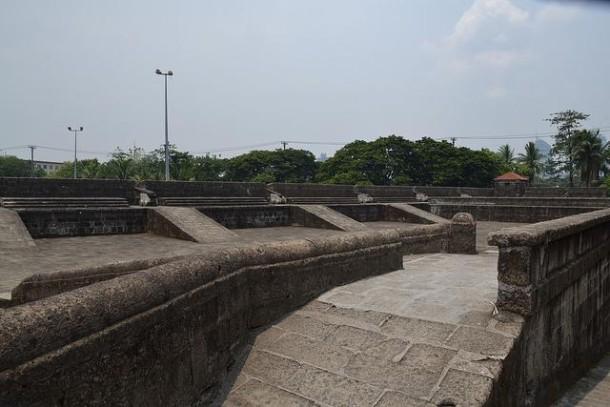 Intramuros, der historisch bedeutendste Stadtteil in Manila