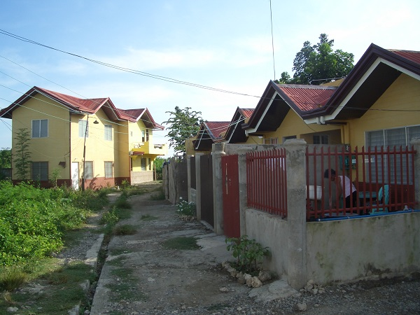 Hausbau in Cebu