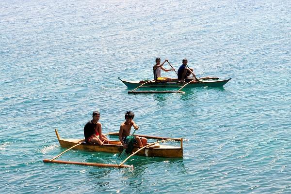 Philippinische Boote, Schiffe und Fähren