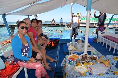 Mit Philippinen Tours auf Island-Hopping-Tour rund um Cebu