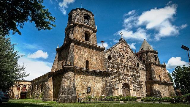 Barockkirchen der Philippinen in der Liste der UNESCO-Welkulturerben