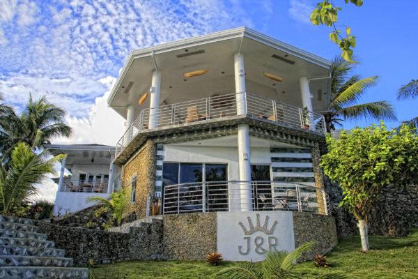 Die J&R Residence in Anda, Bohol