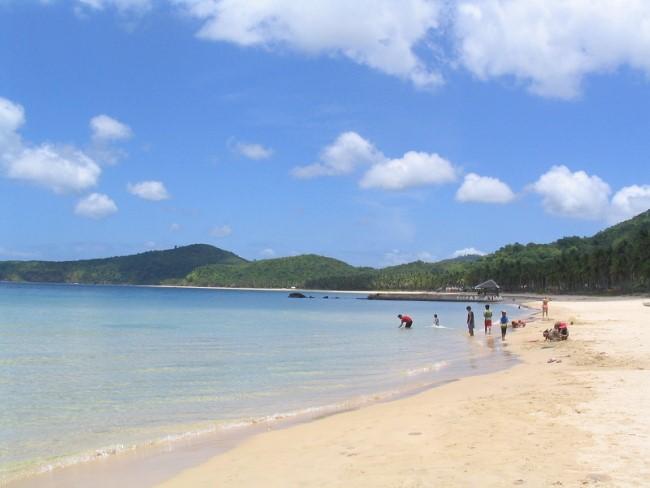 Nacpan Beach, El Nido, Nord-Palawan
