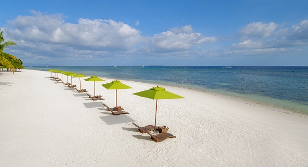 Strand vom South Palms Panglao
