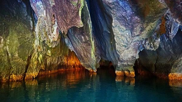 underground river Sabang, Palawan