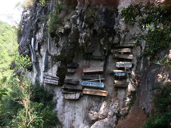 Mit PhilStep nach Sagada und mal nicht zu den Reisterrassen von Banaue
