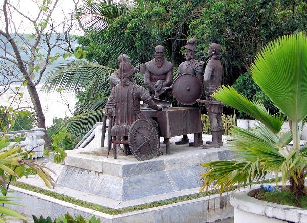 Sandugo, Baclayon, Bohol Island