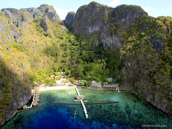 El Nido Resorts, Miniloc Island Rundreise