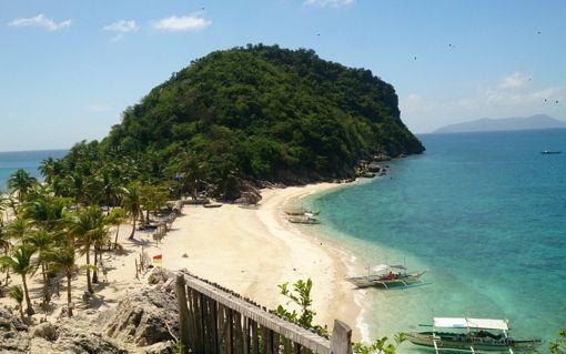 Gigantes Islands:  Die schlafenden Riesen von Panay