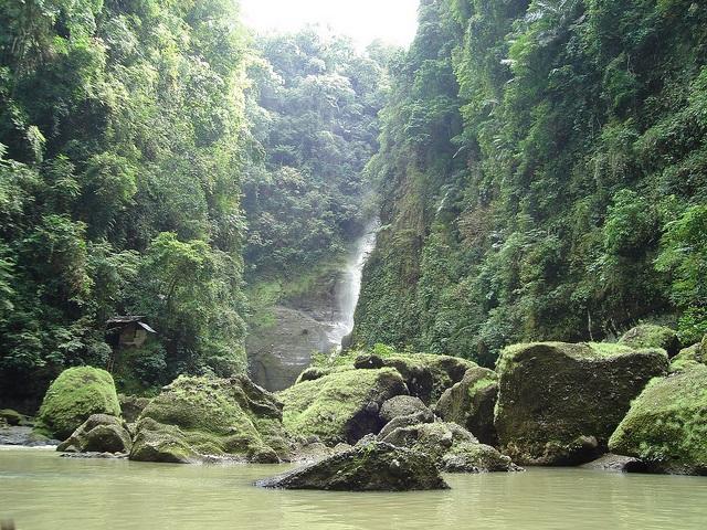 Pagsanjan Falls nahe Pagsanjan Town