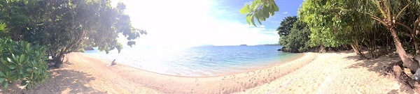 San Pedro Beach Resort, Romblon Island