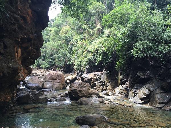 Gaong River, Sibuyan, Romblon