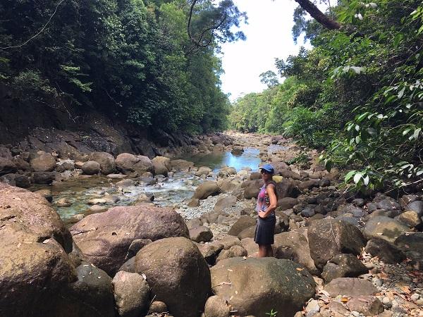 Gaong River, Sibuyan Island