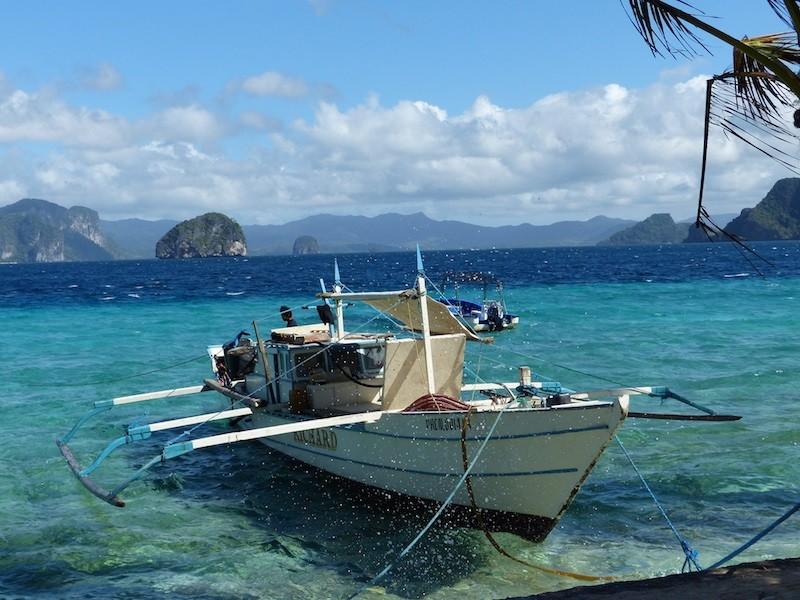 Palawan-Reise günstig buchen mit Island Hopping Tour