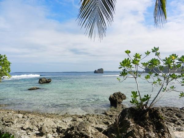 Magpupungko Rock Pools, Siargao Island