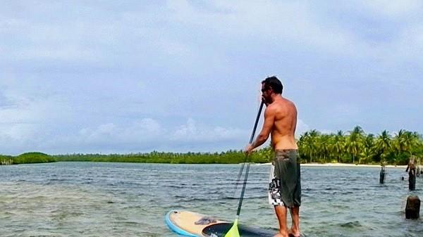 Aktivurlaub Philippinen mit SUP Paddle Boarding