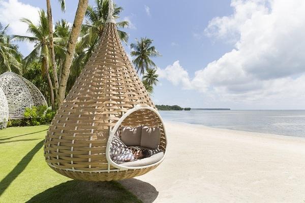 Nestrees, Dedon Island