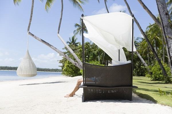 Weißer Strand, Dedon Island Resort