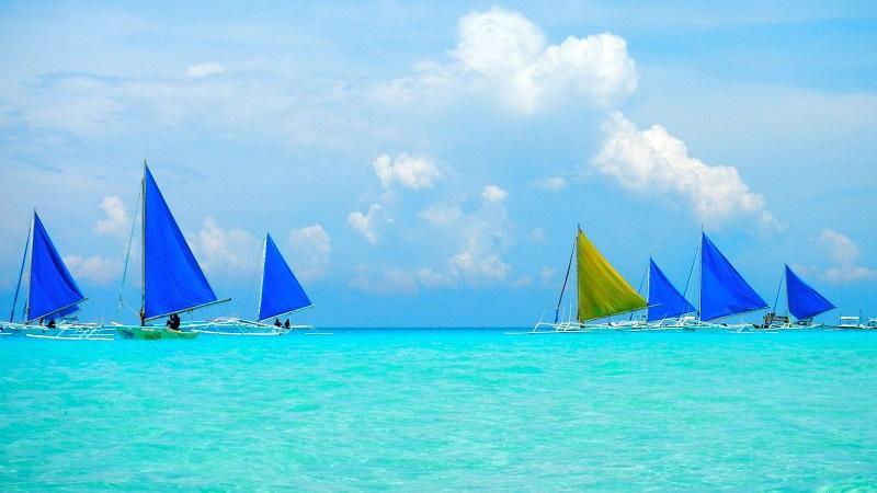 Strandurlaub Philippinen Boracay