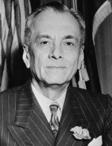 Manuel L. Quezon, erster philippinischer Staatspräsident