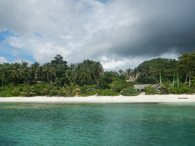 Das Island View Beachfront Resort in Anda, Bohol