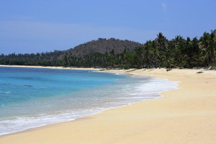 Saud White Beach, Pagudpud, Ilocos Norte