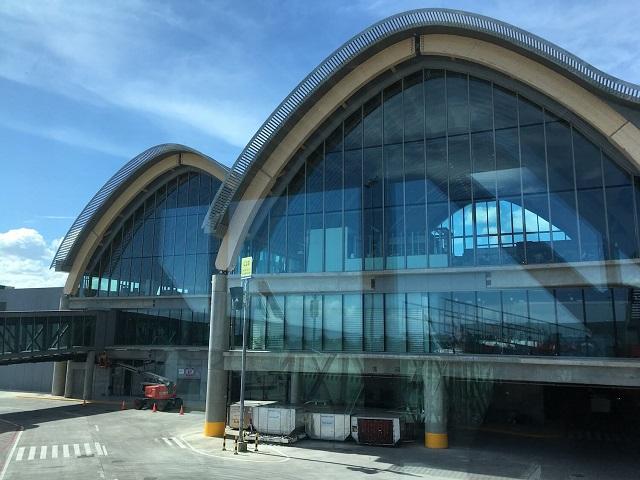 Neuer Terminal 2 vom Mactan International Airport
